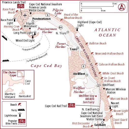 Claire Carroll Properties - Cape Cod, Wellfleet & Truro on